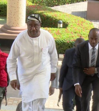 EFCC Docks Ex-Benue Gov, Suswan for N3.1bn Fraud