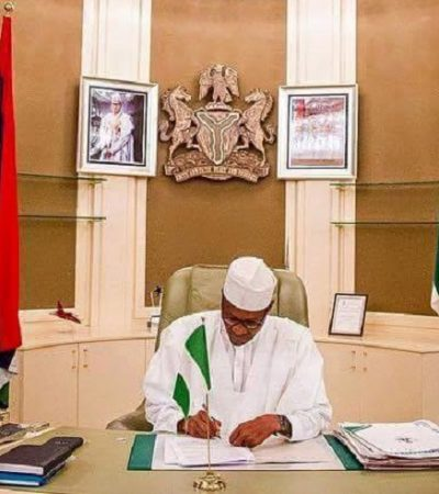 President Buhari Disengages Some Chief Executive Officers Of Parastatals And Agencies