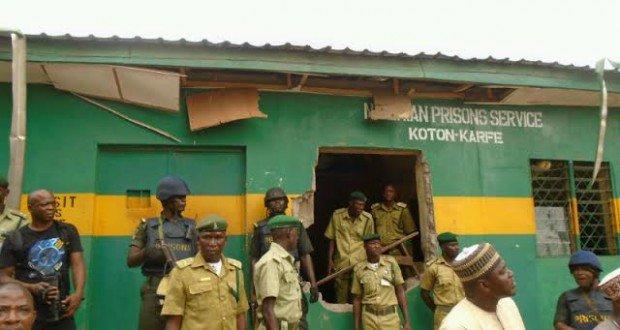 Nigerian Prison Formations Built With Mud Wall – Ekpendu Laments