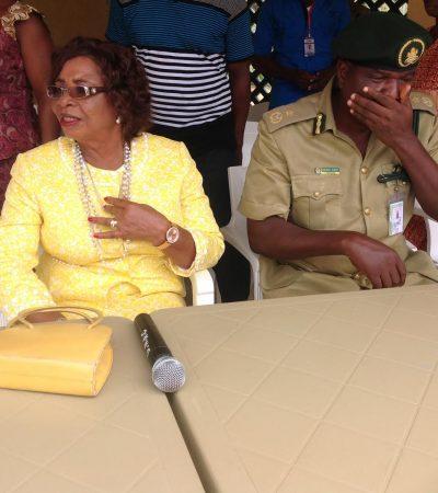 Anambra Ex Governor Celebrates 73rd Birthday With Prison Inmates, PLWD