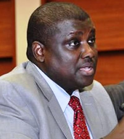 Franks gives Senate 7-day altimatum to release report on Maina