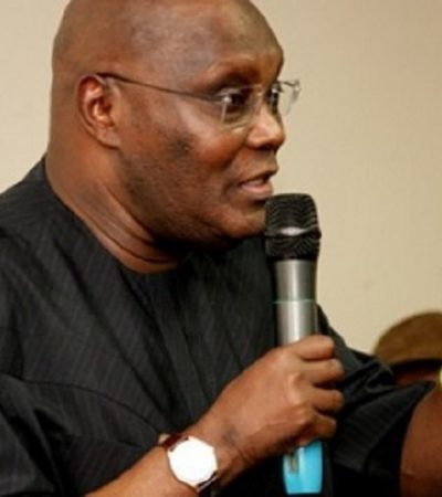 Buhari Not Prepared, Ready To Learn From The Past, Says Atiku