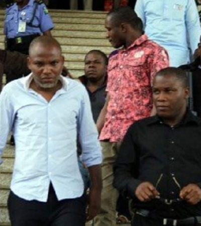 Biafra: Why Court Rejected Kanu's Bail Application