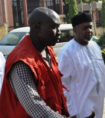 """""""Dasuki Is Missing, Abducted By DSS 6wks Ago"""" – Lawyer"""