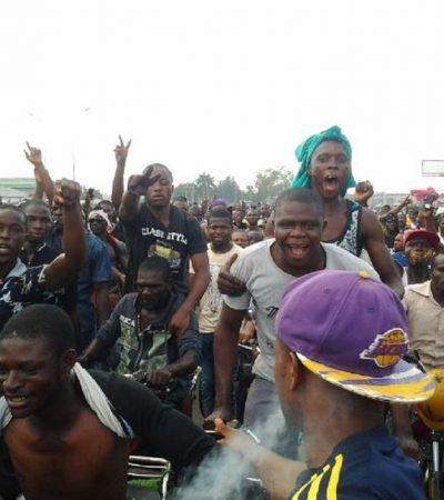 Biafra Wins, Nnamdi Kanu Released