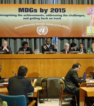 MDGs Office Denies Diversion Of Funds Meant For Contractors