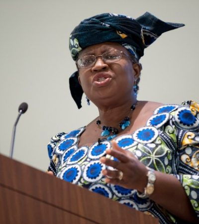 Shaping Global and National Economies to Better Respond to Climate Challenges in Landscapes – By Dr. Ngozi Okonjo-Iweala