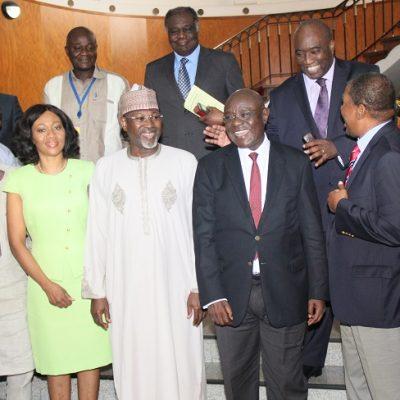 Attahiru Jega Urges Peaceful Elections