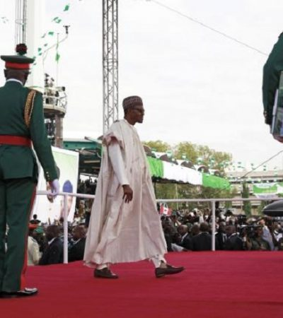 """I Will Send Niger Delta Avengers To Their Grave As They Demand"" – Buhari"