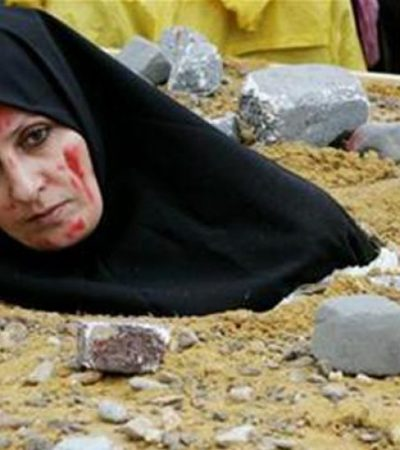 Woman Condemned to Stoning Death in Iran On United Nations Human Rights Day