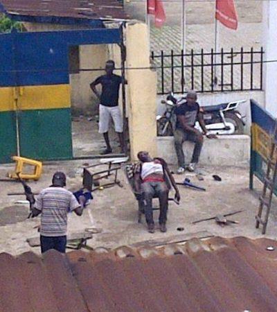 Bizarre: Man Found Dead Hanging In Aba Market