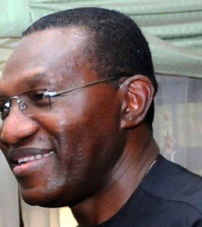 """I Was Not Involved in Ekiti Polls"" Senator Andy Uba"
