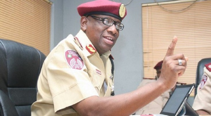 FRSC Arrest Father Of 4 For Impersonating Naval Officer In Onitsha