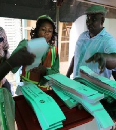 INEC Chairman Admits Commission Contractor Is APC Senatorial Candidate