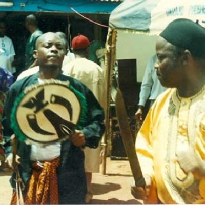 The Okwukwu Ceremony (Final Burial) In Obowo – By Chidiebere Ojogho