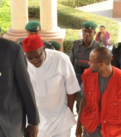 Metuh's Move to Stall Trial Rejected … Ordered to Enter Defence