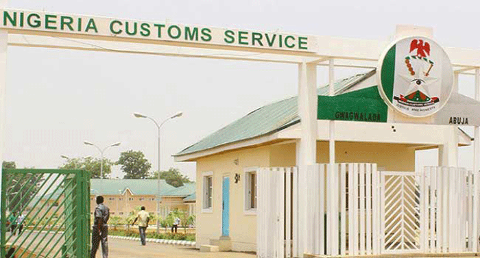 Customs Debunks Report On Arrest Of Bala Moh'd Son