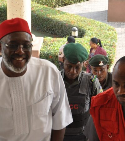 Dasukigate: Metuh Loses Bid to Quash Charges…Ordered to Pay Costs to EFCC