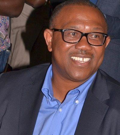 Saraki Won't Ignore People Like Me In Senate – Peter Obi