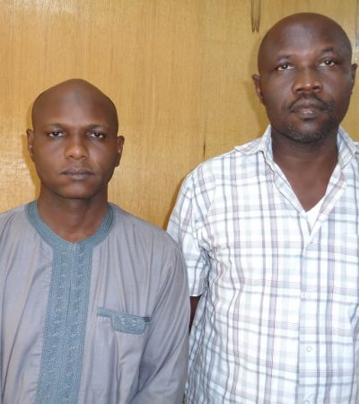 EFCC Arraigns Ex-Adamawa NBA Chair, Esthon, Court Registrar, for N60m Fraud