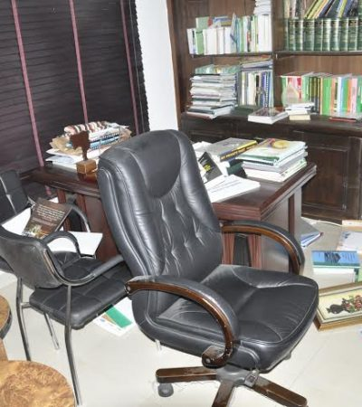 Abia Government Condemn The Barbaric Invasion Of Hon Eziuche Ubani's Residence