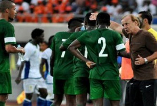 2018 World Cup Qualifiers: Super Eagles Begin Preparation For Algeria Tie