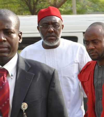 Metuh's Trial:  All Eyes On Justice Abang Okon – By Eneh Victor Chigozie