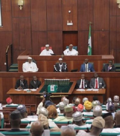 NASS Makes U-Turn Over Passage Of 2016 Budget