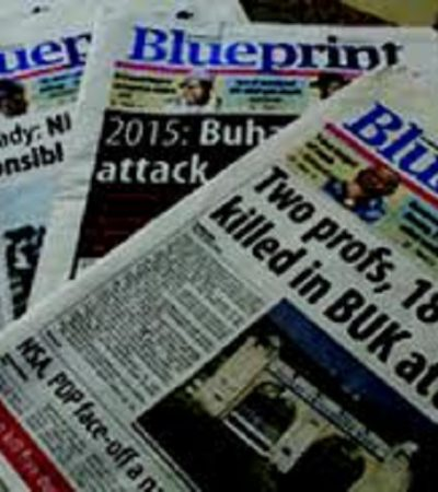 Blueprint Refunds N9m To NPAN