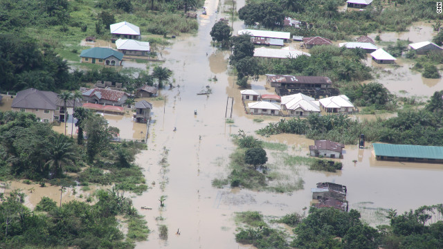 NEMA, Warns South-East Resident Against Flooding In 2016… Calls For Restrain On Erecting Structures On Water Channels, Drainages
