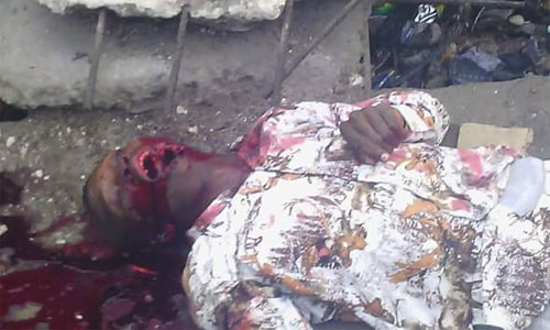 MOSOP Condemns Military Invasion Of Ogoni Communities