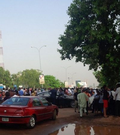 Workers Shut Down NNPC