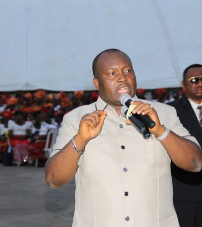 """""""Do Something About Our Roads"""", Ubah Tells South East Govs"""