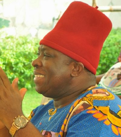 Anambra Rerun: Drama As Victor Umeh Calls Into Radio Programme To Debunk Lies By Peter Obi's Aide