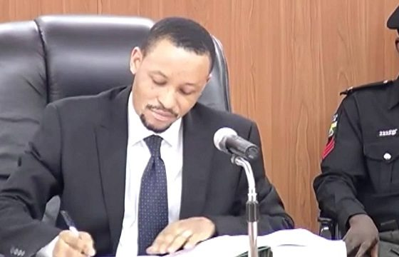 Justice Dan Ladi Umar Admits to Having a Pre-written Agenda in CCT vs. Saraki