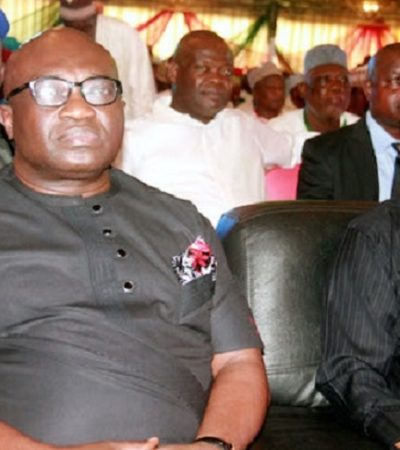 Abia Council Workers Suffer Hardship Over Non Payment Of Salaries, As Workers Who Took Bank Loans Place Curse On Gov. Ikpeazu