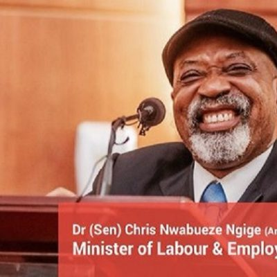 "[Interview] ""Nigerians Are Lucky To Have Buhari On The Saddle"" – Ngige"