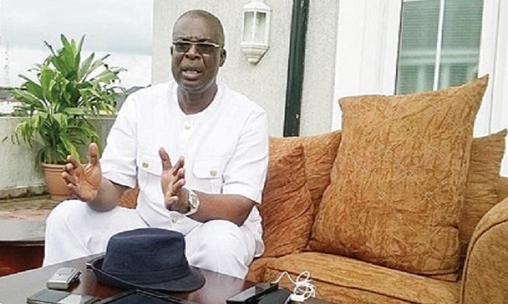Oyegun Shuns Pro Sylva's APC Faction In Abuja