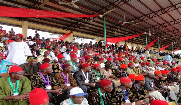 Nigerian Politics And Igbo Culture – By Azees Ishola