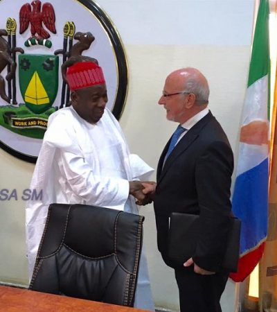 Belgium Eyes Kano For Agricultural Investment