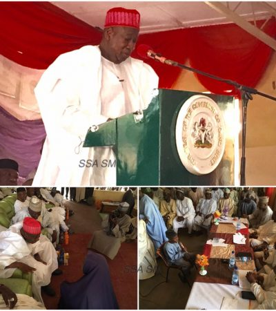 Ganduje Foundation To Construct Qur'anic Science Lab In Kano