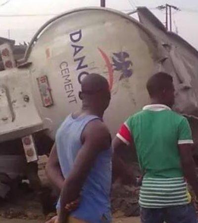 'Dangote Trucks Killed, Injured Over 2,000 In 4 Years In Yewaland'