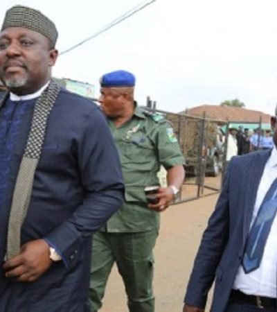 My Senate Ambition Is To Remain Relevant – Okorocha