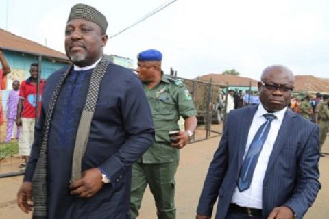 Stop Lying, You Are Owing Judges, NBA Tells Gov Okorocha