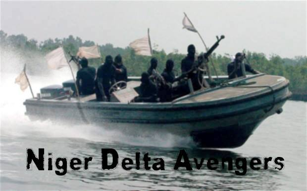 We Have Been Raped For Too Long, Niger Delta Avengers Cries Out