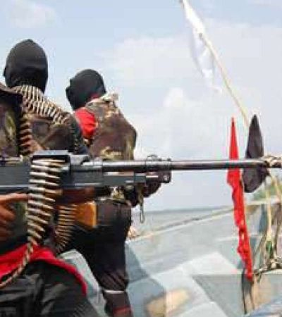 Militants Strikes Again Blows Up Another Oil Pipeline