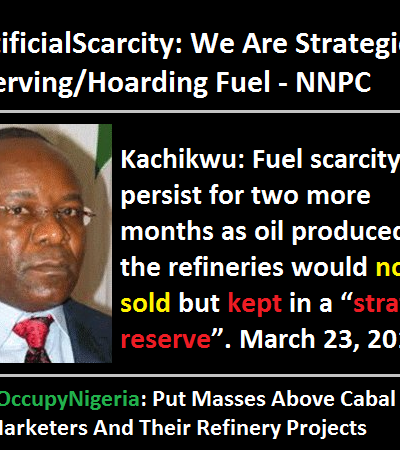 How Kachikwu Confessed To Hoarding Fuel, Sold Nigeria To The Black Market – By Dr. Peregrino Brimah