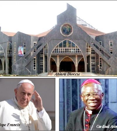 Cardinal Lehmaan's Opening Scroll And Threat Of Blood In The Eyes Of The Archbishop – By Fr. Ben Ogu