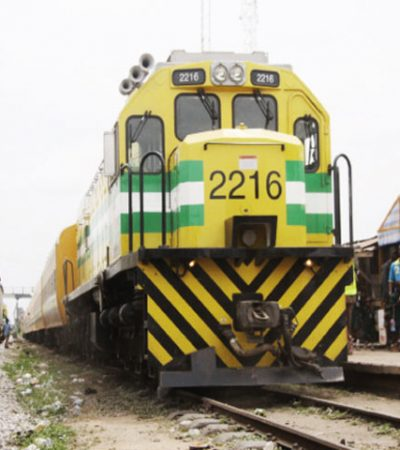 4 killed as train crushes tricycle in Lagos