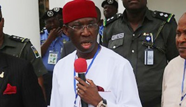 Delta 2019: Embattled Okowa Arrives London, Parleys With Ibori